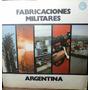 Disco Vinilo De Fabricaciones Militares Argentina