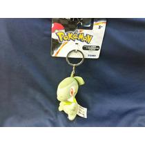 Llavero Peluche De Axew Pokemon Tomy