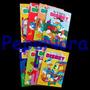 ¬¬ Cómic Disney Historietas Disney Año 1981 - 1982 Lote X8