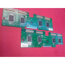 Par De Placas Ydrv Tv Lg Mp-42pz15 * 6870qde003c 6870qfe003c