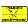 Kit Cerco Perimetral P/ Perros 8 Varillas Hilo Electrico