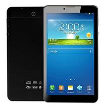 Tablet 3g Celular Whatsapp 2 Chip Wifi + Micro Sd 8gb + Capa