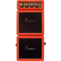 Mini Amplificador Para Guitarra Am-4o Laranja - Benson