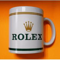 Tasa Logo Rolex Nueva Precio X Pieza
