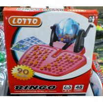 Bingo Lotto De 90 Números