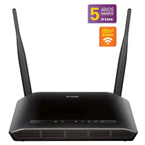 Roteador D-link Wireless-n 300mbps Dir-615