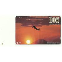 Lindo Cartão Japones 105 Telefone Card