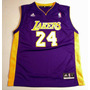 Camiseta Adidas Los Angeles Lakers Kobe Bryant 24 Nba