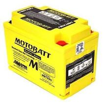 Bateria Motobatt Suzuki Bandit 650 650s Mbtx9u Quadflex