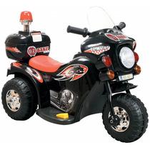 Motoca Elétrica Infantil Bz Cycle Cor Preta 6v