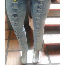 Jeans Pantalón De Dama Talla Xl, Xxl, Xxxl,xxxxl...plus
