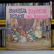 Brasilia Ritmos Ritmos Do Brasil Lp Vinil Disco