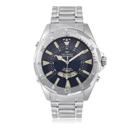 Relógio Technos Masculino Analógico Prata T205fm 1a - R  799,99 em Mercado  Livre 34e786d83d