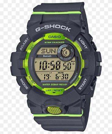 ccdf3b58ff5 Relogio Casio G-shock Gbd-800-8 Bluetooth Corridas Ga-800-1 - R  569 ...