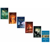 Coleção Percy Jackson & Os Olimpianos (6 Livros) #