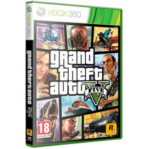 Gta 5 V Xbox 360 Grand Theft Auto 5 V Português Xbox 360