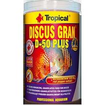 Ração Tropical Discus Gran D-50 Plus 380g