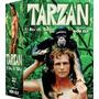 Box Dvd - Tarzan - O Rei Da Selva 4 Dvds