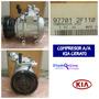 Compresor Aire Acondicionado Para Kia Cerato Original