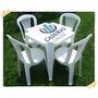 Aluguel De Mesas E Cadeiras De Plástico Para Eventos- Sp-zl