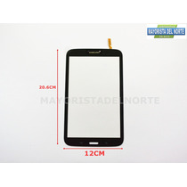 Touch Samsung Galaxy Tab 3 T310 T311 8 Pulgadas Negro
