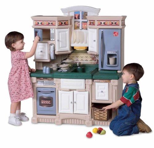 Cocinita cocina step2 juego ni os juguete pm0 6 for Cocina ninos juguete