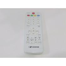 Controle Tv Lcd H-buster Htr-d17 Novo E Original !