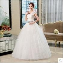 Vestido De Noiva Com Manga Curta Acompanha Anagua