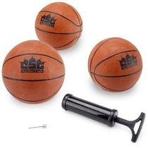 Corona Artículos Deportivos Mini Básquet Con La Aguja Y La B