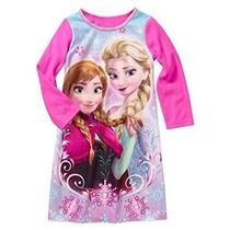 Pijama Frozen Para Niña Talla 3t