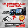 Dvd Multilaser Rock Tv Digital/fm/usb/sem Leitor + Pen Drive