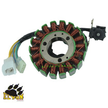Estator Completo Cbx 250 Twister / Xr 250 C/ Bobina De Pulso