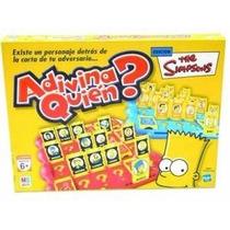 Adivina Quien Simpsons Entrega Gratis En Caba