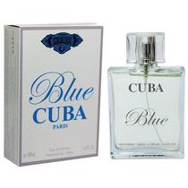 Perfume Cuba Paris Blue Edp 100ml Original - Compre Agora!