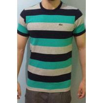 Camisa Lacoste Live Camiseta Original -várias Cores Promoção