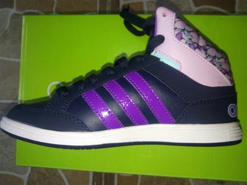 aea6bcfc83231 Tenis adidas Hoops Mid K Originales -   1