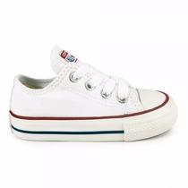 zapatillas converse blancas niña