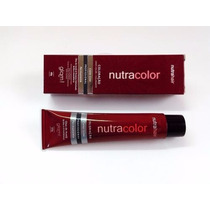 Coloração Nutra Color - Nutrahair Glam! 60gr - Kit Com 10 Un