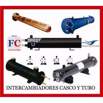Fc-20-c-1c Intercambiador De Calor Casco Y Tubo 20 Toneladas