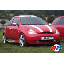 Estribos De Ford Ka 2002-2007 Rally