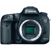 Camera Canon Eos 7d Mark Ii - Corpo - 20 Mp + Cartão 32gb