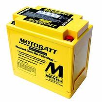 Bateria Motobatt Harley Davidson 883 Mbtx12u Ah-agm Quadflex
