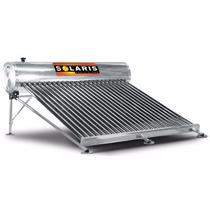 Calentador Solar Presurizado 24 Tubos 7-8 Personas 237 Lts