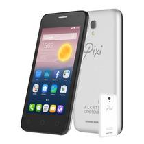 Smartphone Celular Alcatel Pixi First 8mpx Plateado + 1cover