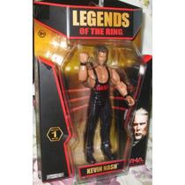 Tna Figura De Kevin Nash Serie Legend Of The Ring