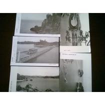 Lote Postales Antiguas Japón 5 De Ellas Sin Timbres