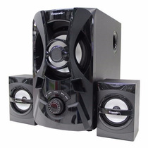 Home Theater Ecopower 2.1 Ch Stereo Speaker Ep-6818