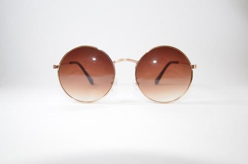 46e79ab8c336a óculos de sol feminino masculino redondo hippie moda. Carregando zoom.