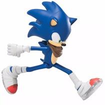 Sonic Boom Sonic Running - C/ Som E Luzes Articulado - Tomy