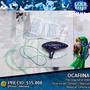 Ocarina Del Tiempo Del Juego Legend Of Zelda! Nuevas!